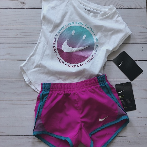 fd6a7dd945 Nike Matching Sets | Hpbundle Toddler Girl Outfit | Poshmark